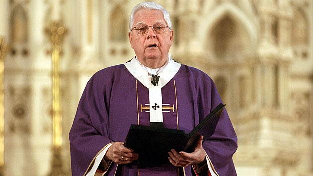 Mort du cardinal Bernard Law : relance du débat sur la pédophilie. Photo : AFP