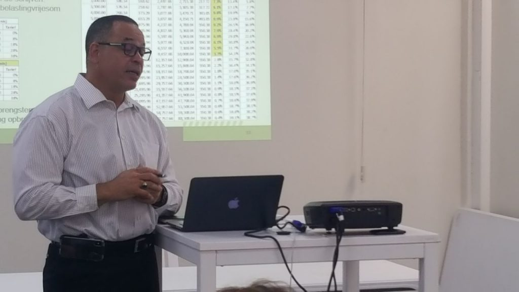 John de Lannoy, coordinator van het transformatieproces voor de belastingen.