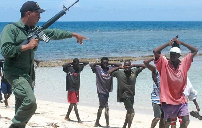 Le Bahamas va déporter 114 haïtiens. Photo : Almomento.