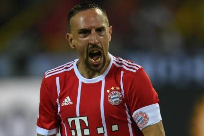 Ribéry en conflit avec son ancien agent — Bayern Munich
