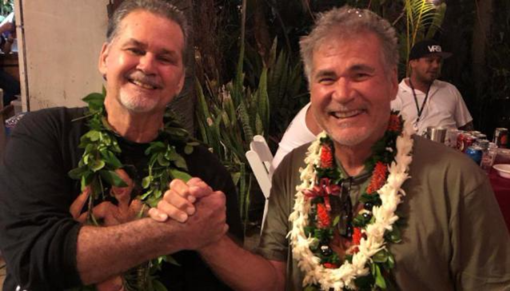 Lifelong Best Friends in Hawaii Discover They Are Brothers Using DNA Testing
