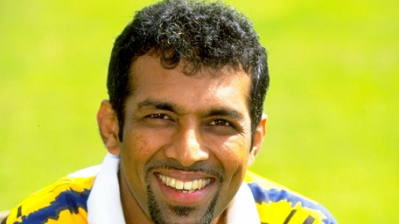 New Sri Lanka head coach Chandika Hathurusingha.