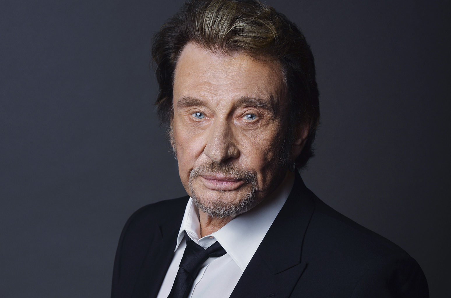 La rock star Johnny Hallyday, mort ce mardi 5 décembre. Photo: Billboard.