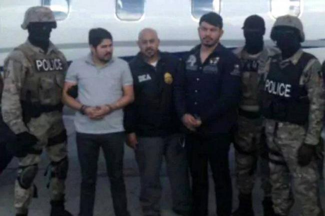 Les neveux de Maduro aux mains des agents de la PNH et la DEA