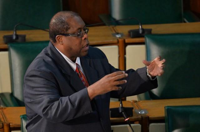 Senator Lambert Brown