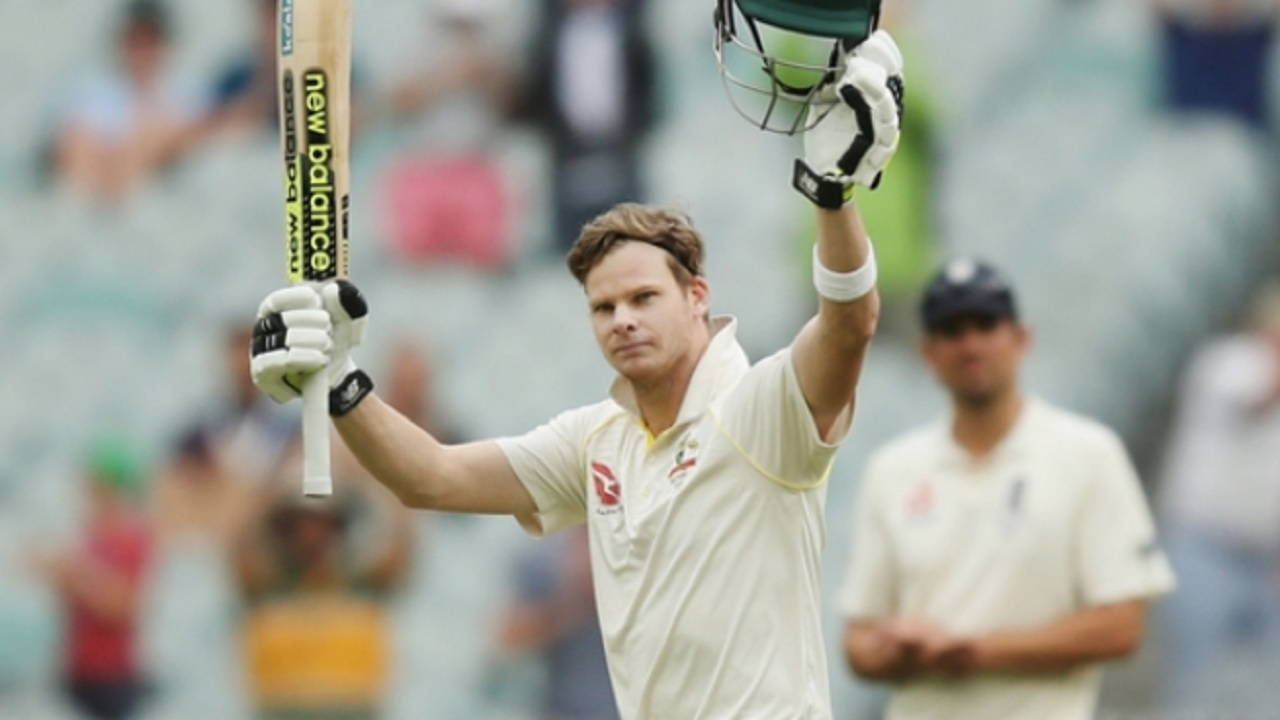 Australia captain Steve Smith.