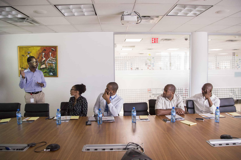 Trend Media lance Infobip en Haiti, Photo : Estailove St-Val/Loophaiti