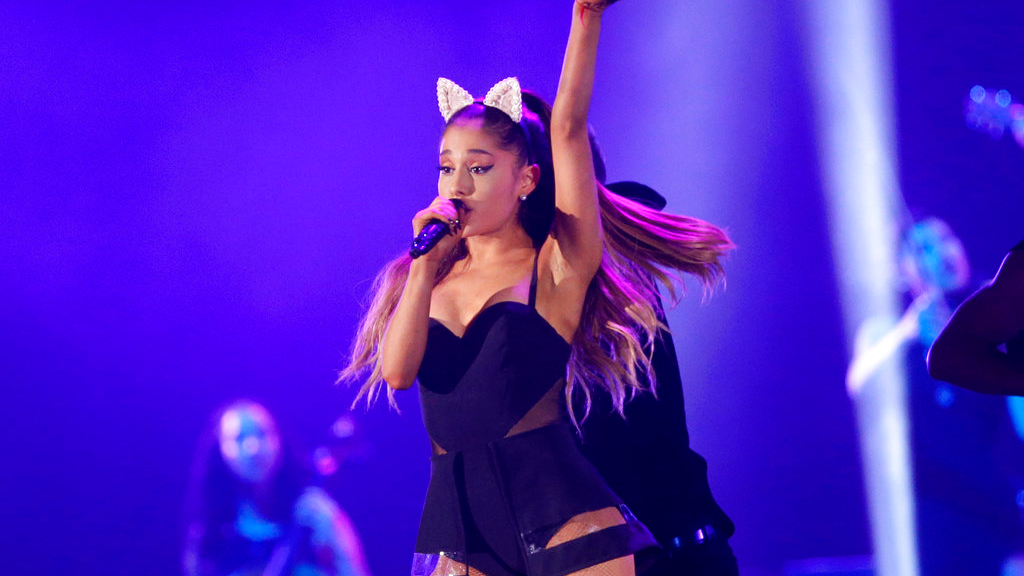 Ariana Grande was 'broken' after the bombing.