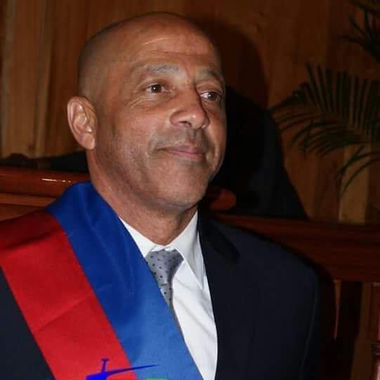 Le sénateur du Sud Richard Hervé Fourcand