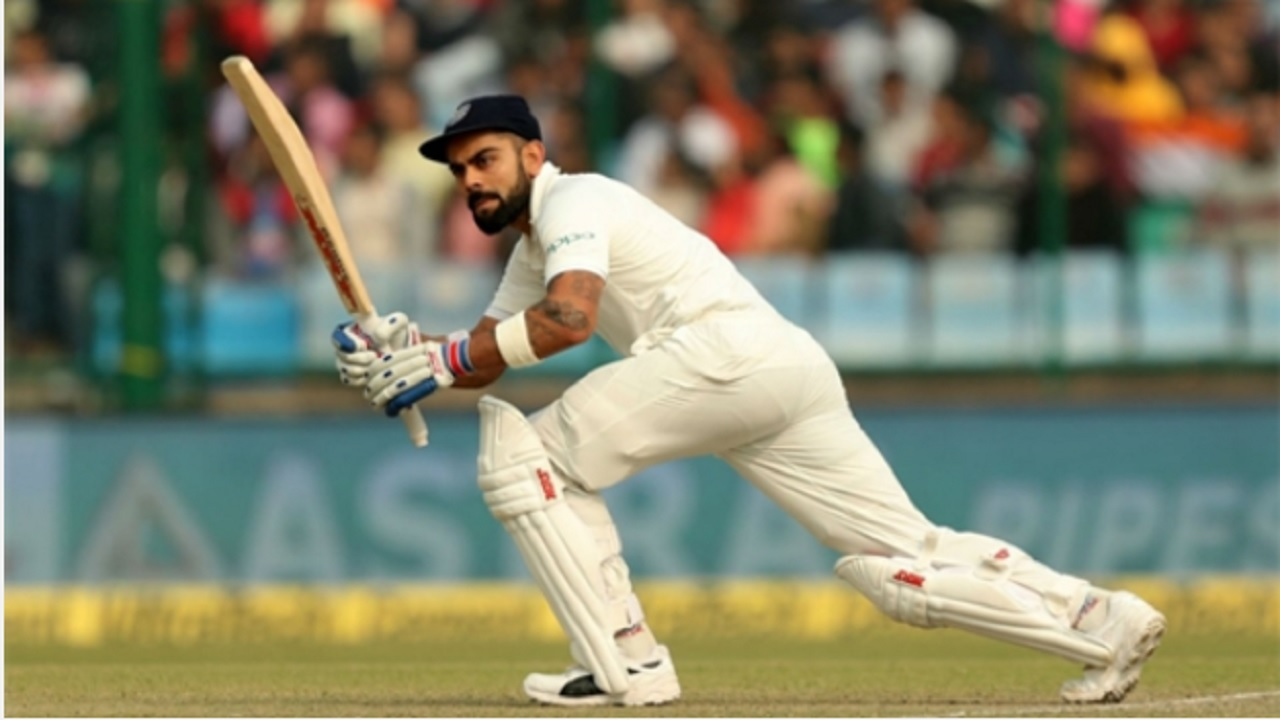 India skipper Virat Kohli.