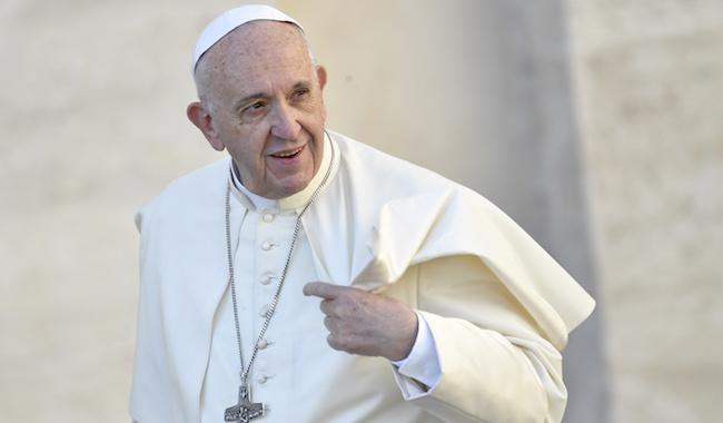 Pour ses 81 ans, le pape appelle à être