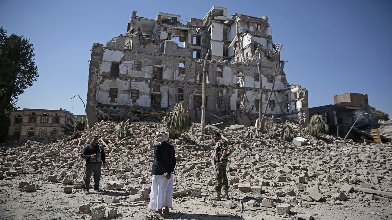 Saudi Arabia must lift blockade on Yemen