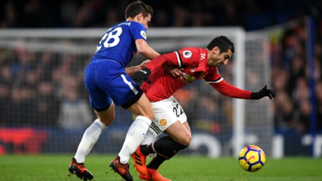 Manchester United ready to sell Henrikh Mkhitaryan: Borussia Dortmund want deal