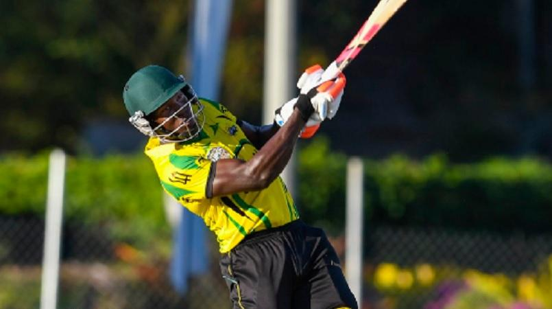 Jamaica and West Indies all-rounder Rovman Powell.