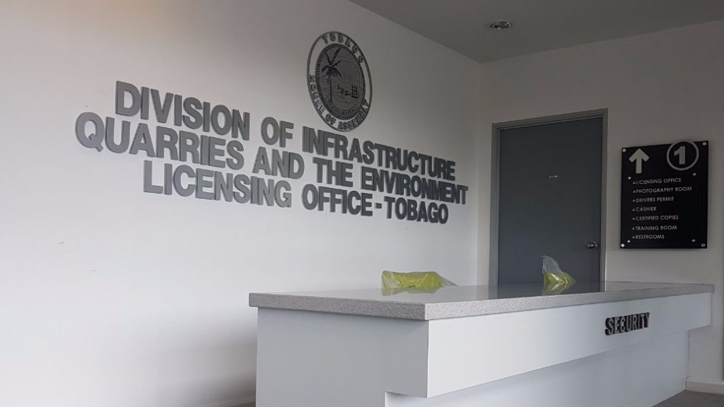 Tobago Licensing Office Relocated, Set To Open On December 11