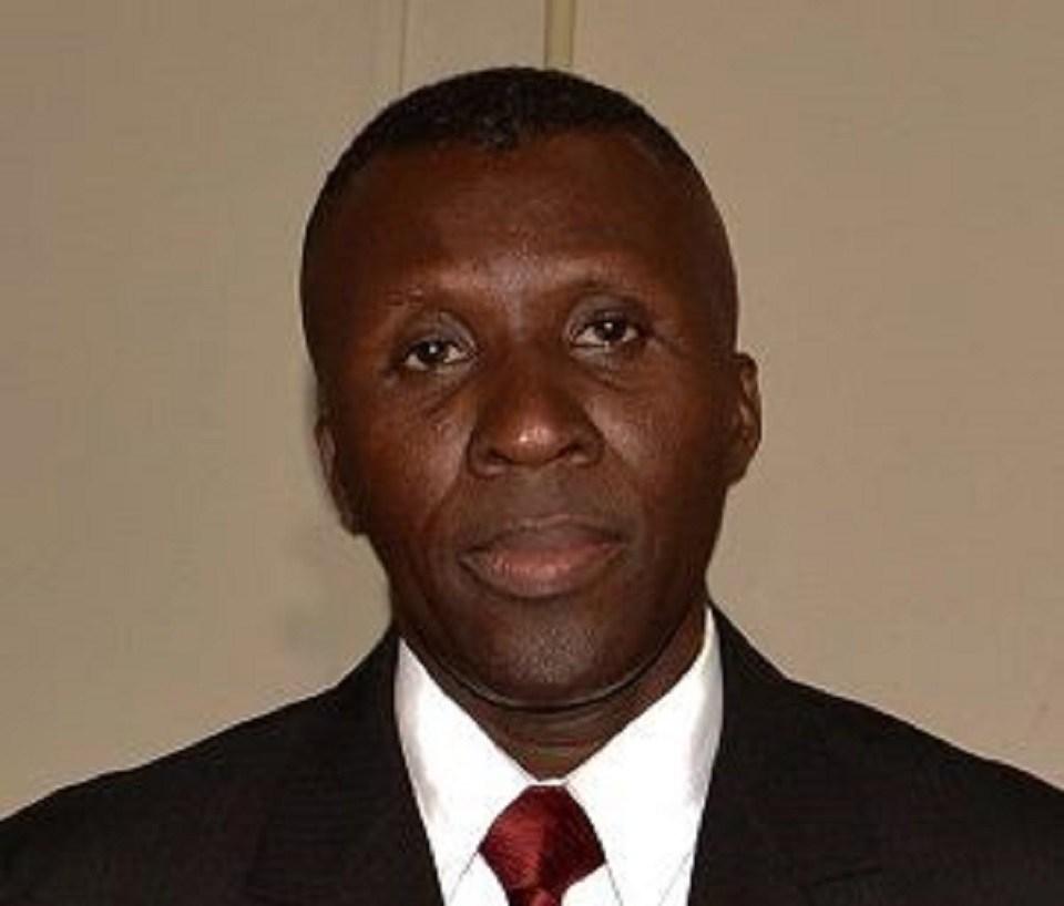 Me Clamé-Ocnam Daméus, commissaire du gouvernement près du Tribunal de Première Instance de Port-au-Prince.