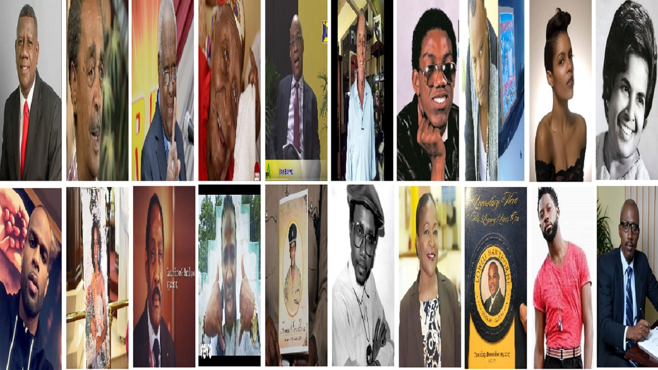 Photos Remembering Those Jamaicans We Lost In 2017 Loop News