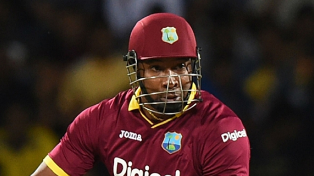 West Indies all-rounder Kieron Pollard.