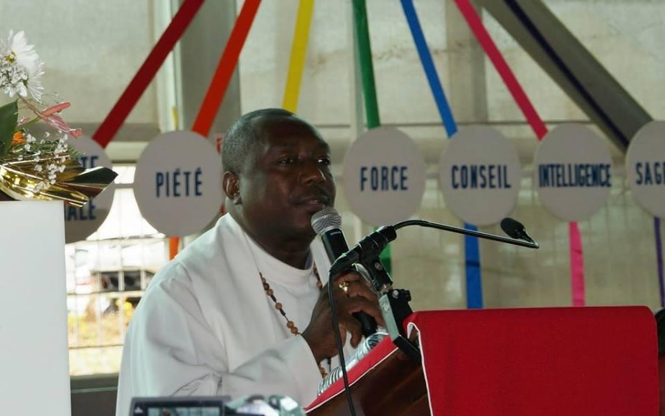 Père Joseph Simoly, décédé hier jeudi 21 décembre 2017.