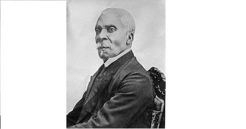 Antoine Simon qui prit les armes contre le président Nord Alexis et força la démission de ce dernier