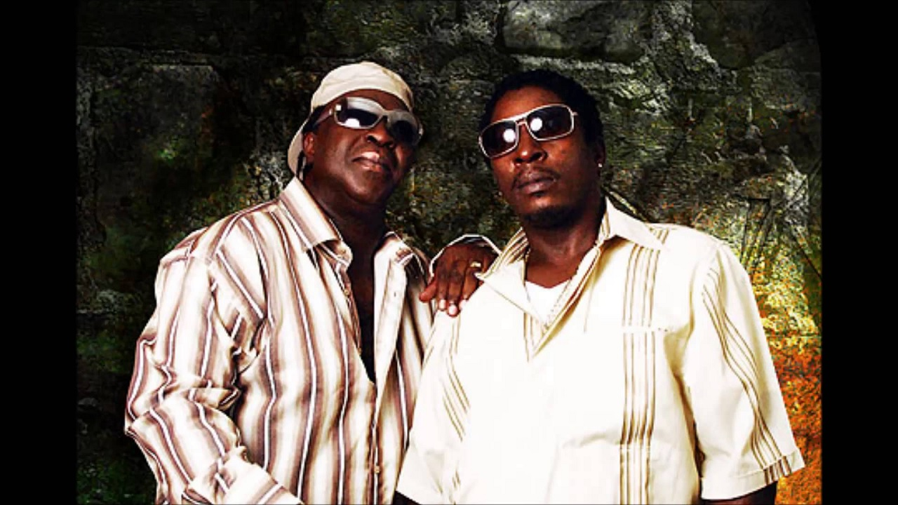 Chaka Demus (left) and Pliers