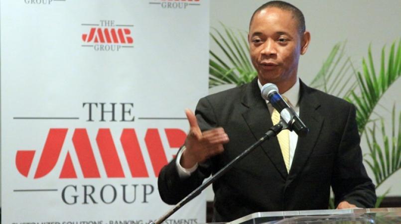 PSOJ CEO Dennis Chung.