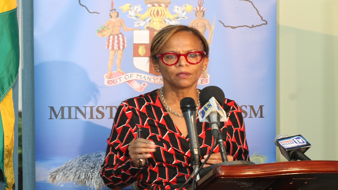 General Manager, Caribbean Country Department, Inter-American Development Bank (IDB), Therese Turner-Jones.