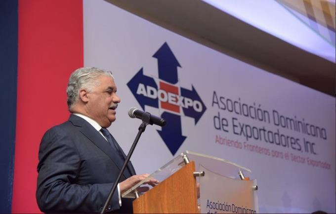 Le ministre des Affaires Etrangères, Miguel Vargas Maldonado. Photo: Listin Diaro
