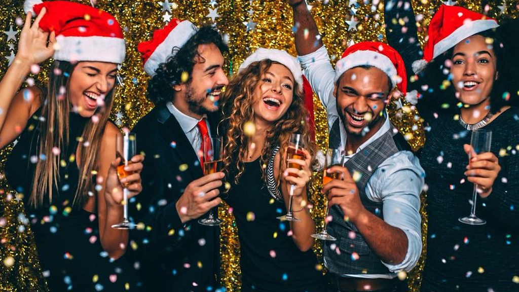 Image result for office christmas parties