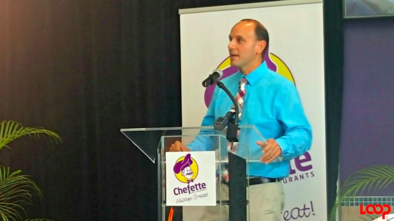 Managing Director, Chefette Restaurants Ltd., Ryan Haloute (FILE)