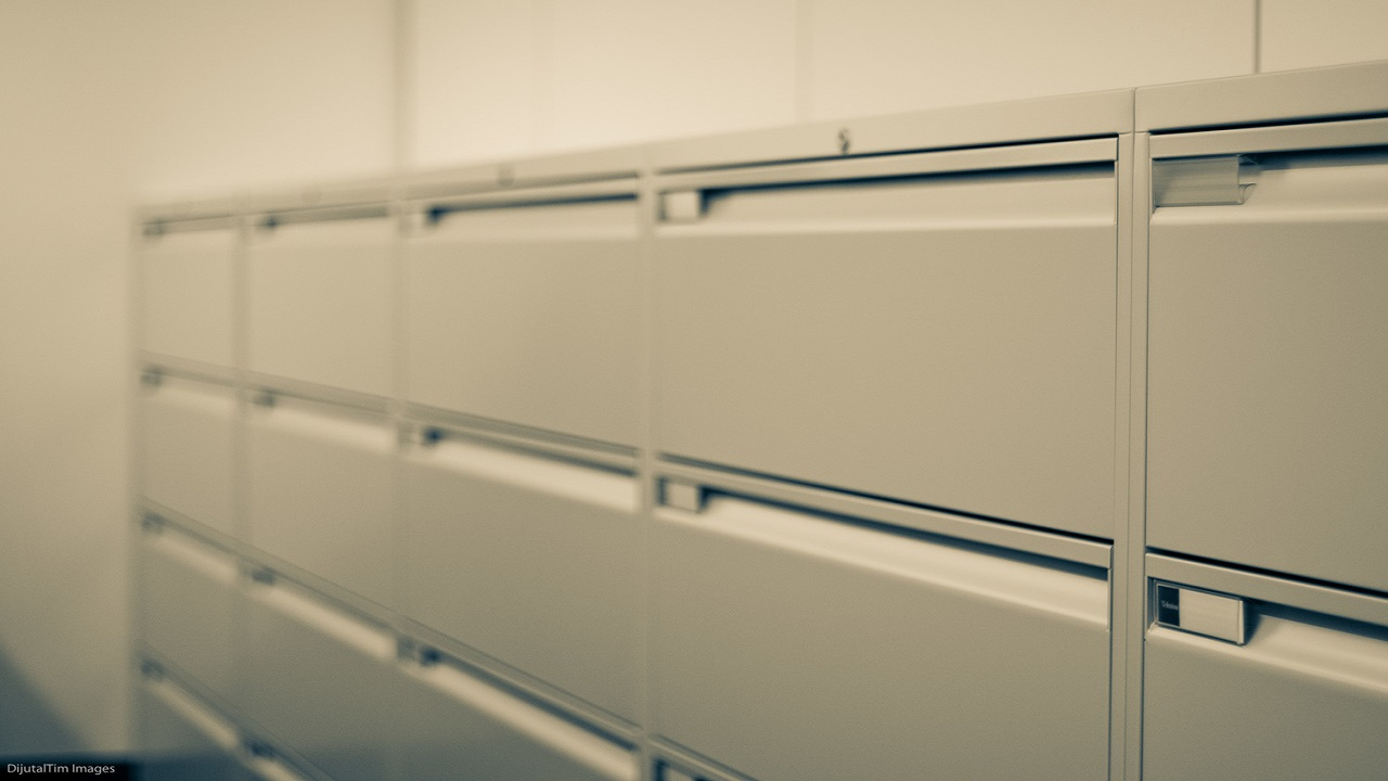 (Filing cabinet image by DijutalTim via Flickr)