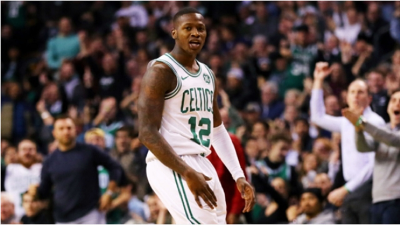 Terry Rozier.