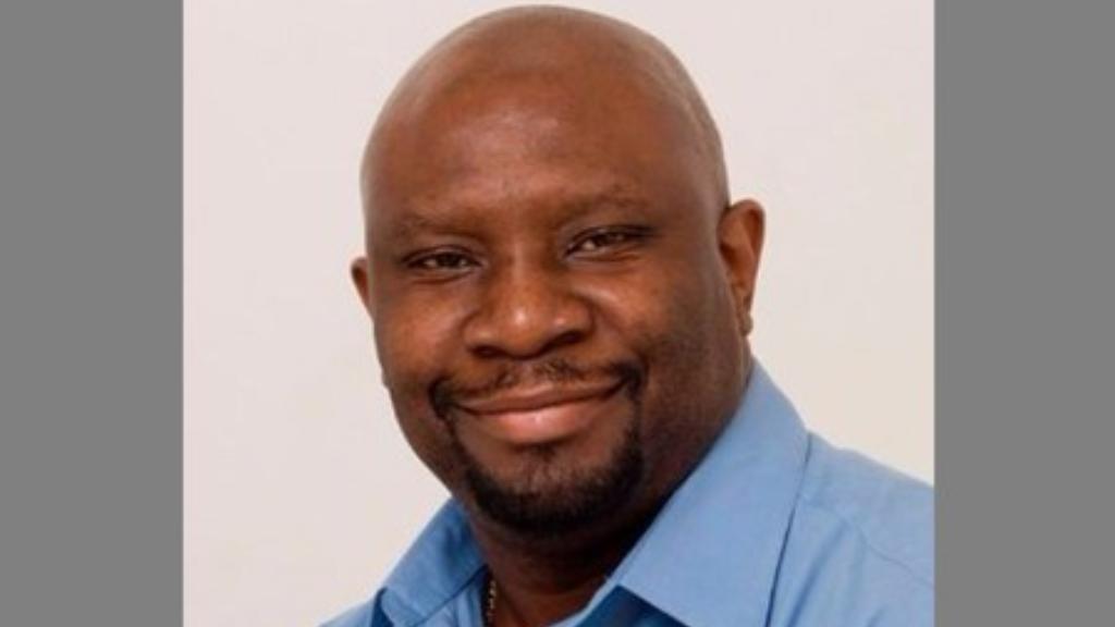 LIAT's new CFO, Rojer Inglis