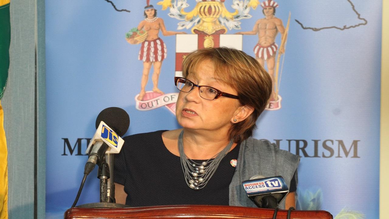 Galina Sotirova, World Bank Country Manager for Jamaica.