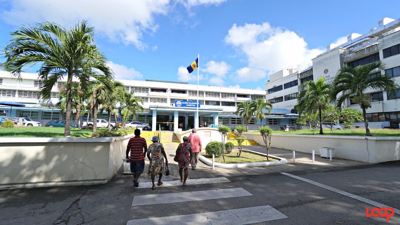 (File Photo) Queen Elizabeth Hospital (QEH)