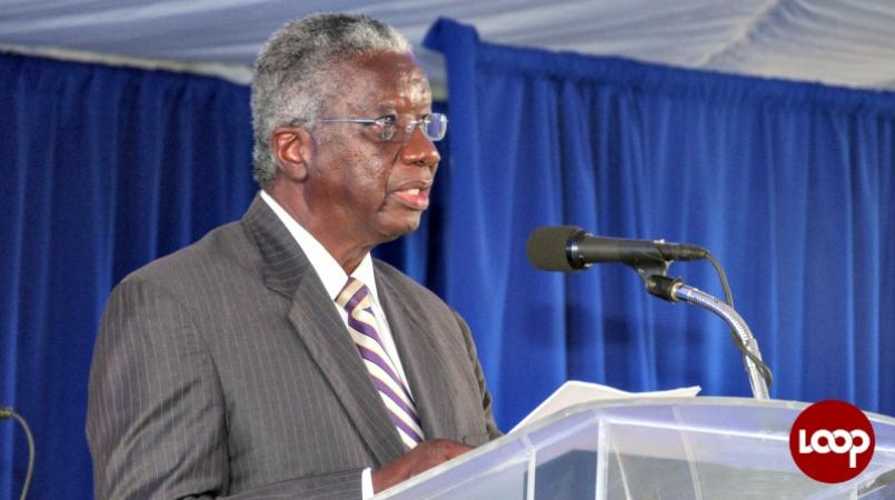 The Rt. Hon. Freundel Stuart, Prime Minister of Barbados