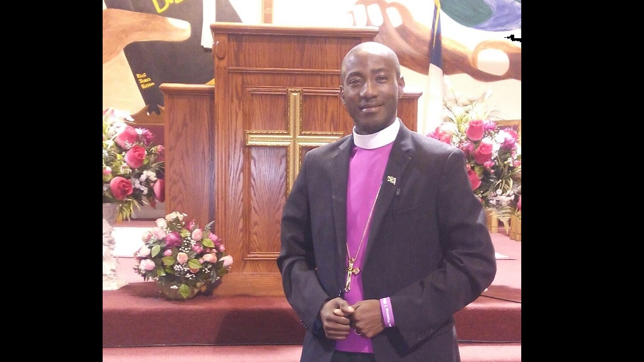 Bishop Aaron Cunningham