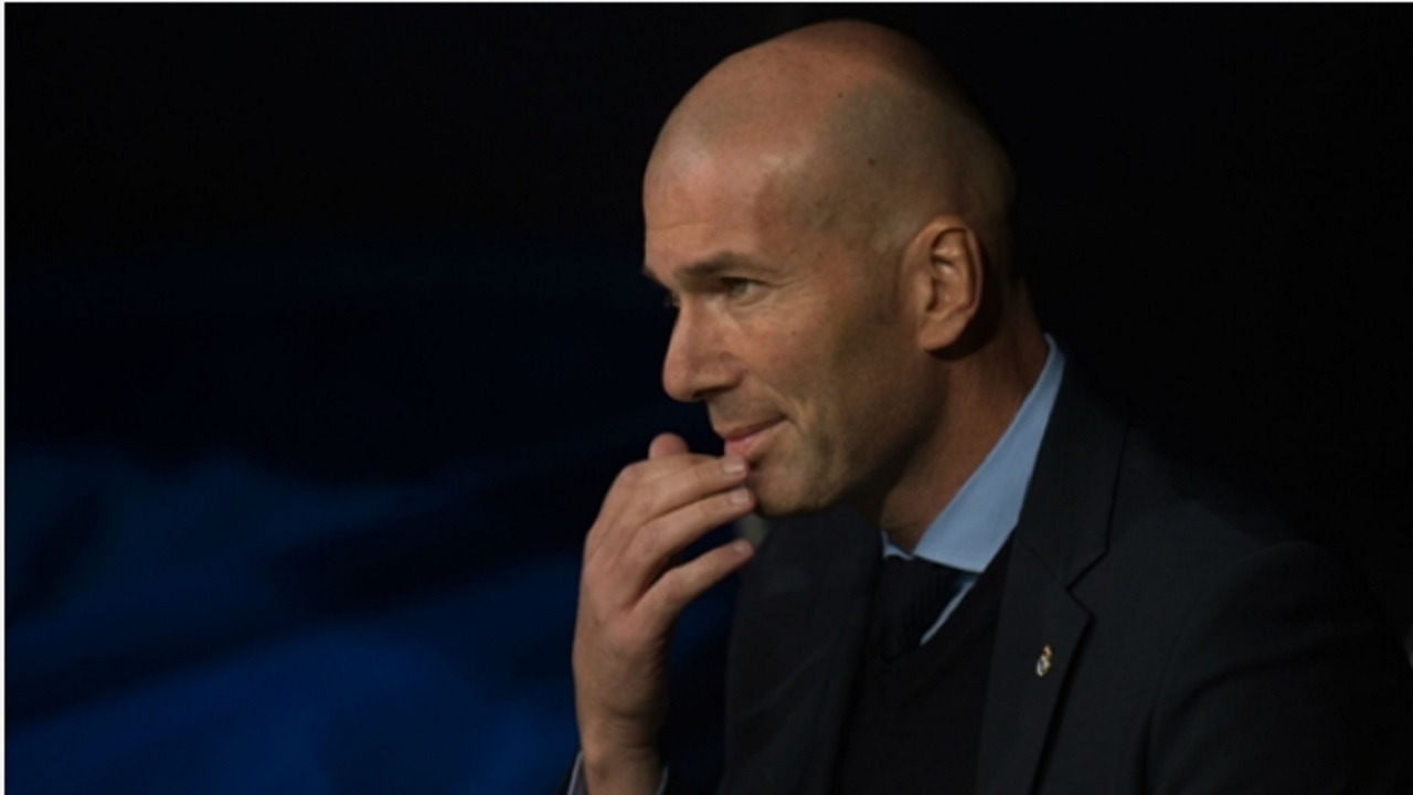 Zidane: PSG match will decide my future