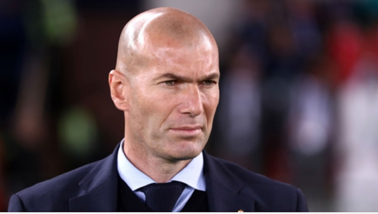 Zidane pens deal to stay at Real till 2020 — Sports World