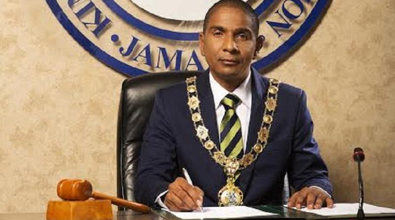 Kingston Mayor, Delroy Williams