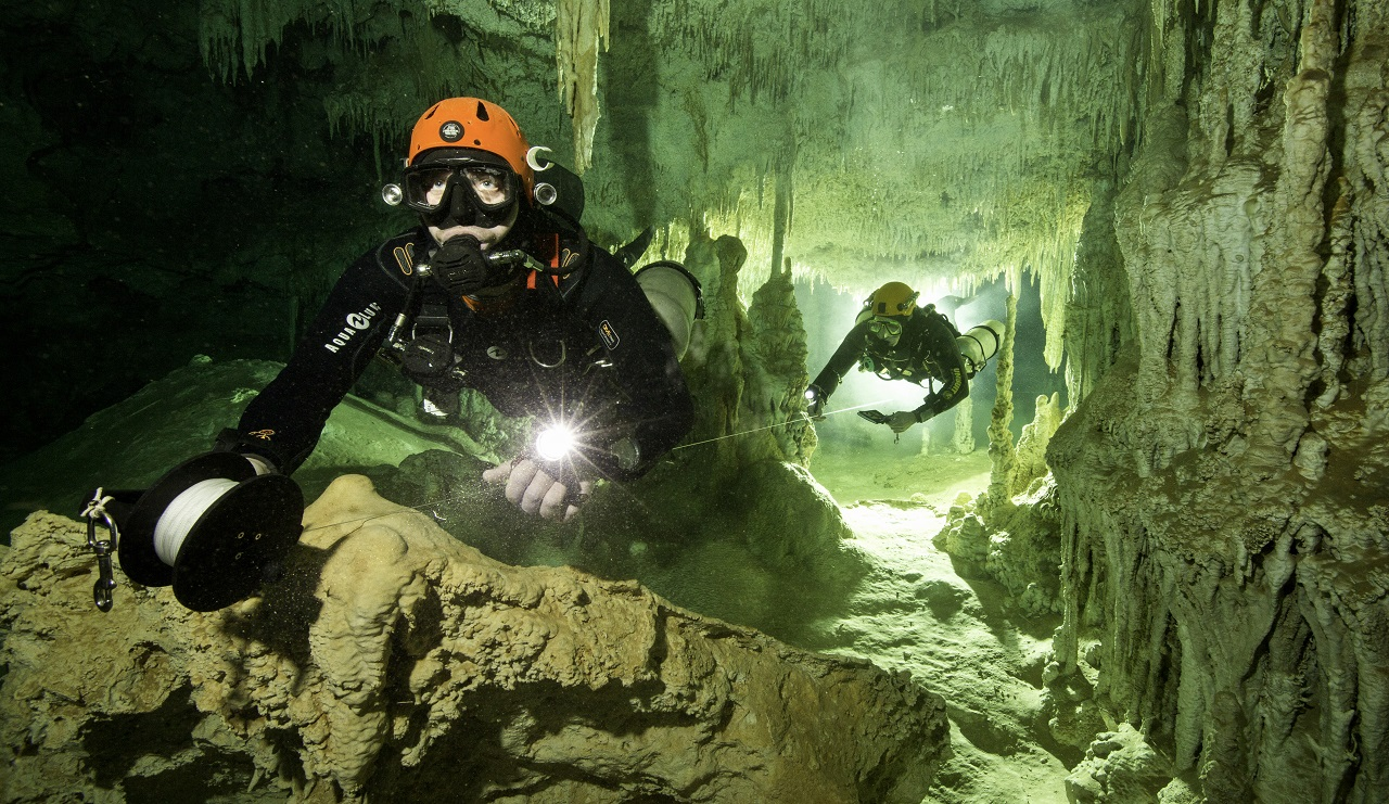 Divers Discover World's Largest Flooded Cave