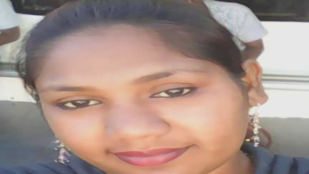 Sarah Joseph was found dead in Cunupia. A man was also found dead and police are working to identify him.