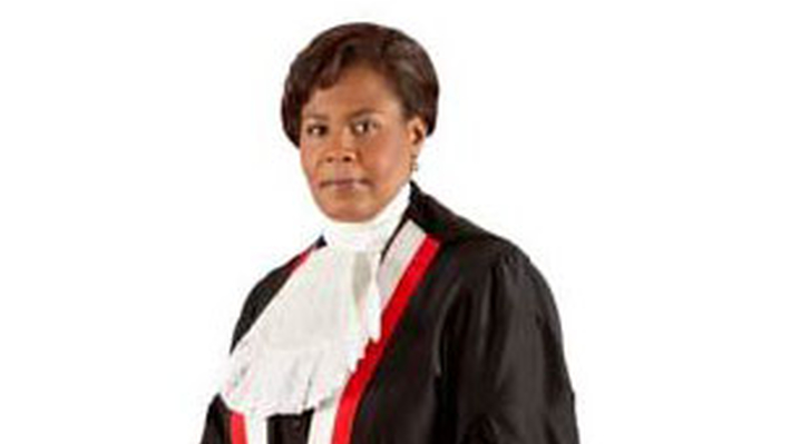 Madame Justice Paula Mae Weekes could become the country's first female President
