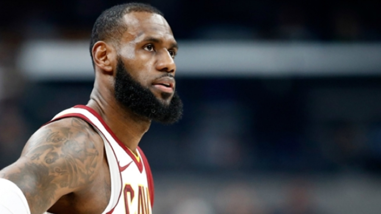LeBron James Teases Reporter When Asked About Cavs' Horrid Defense