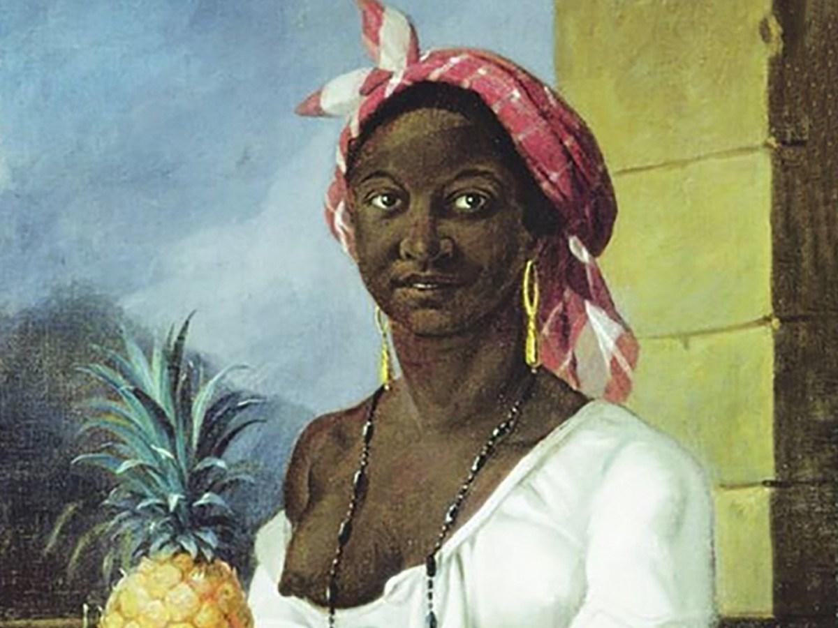 Victoria Montou, une des femmes ayant contribué à la naissance de la patrie haitienne. Photo : Curieuses Histoires