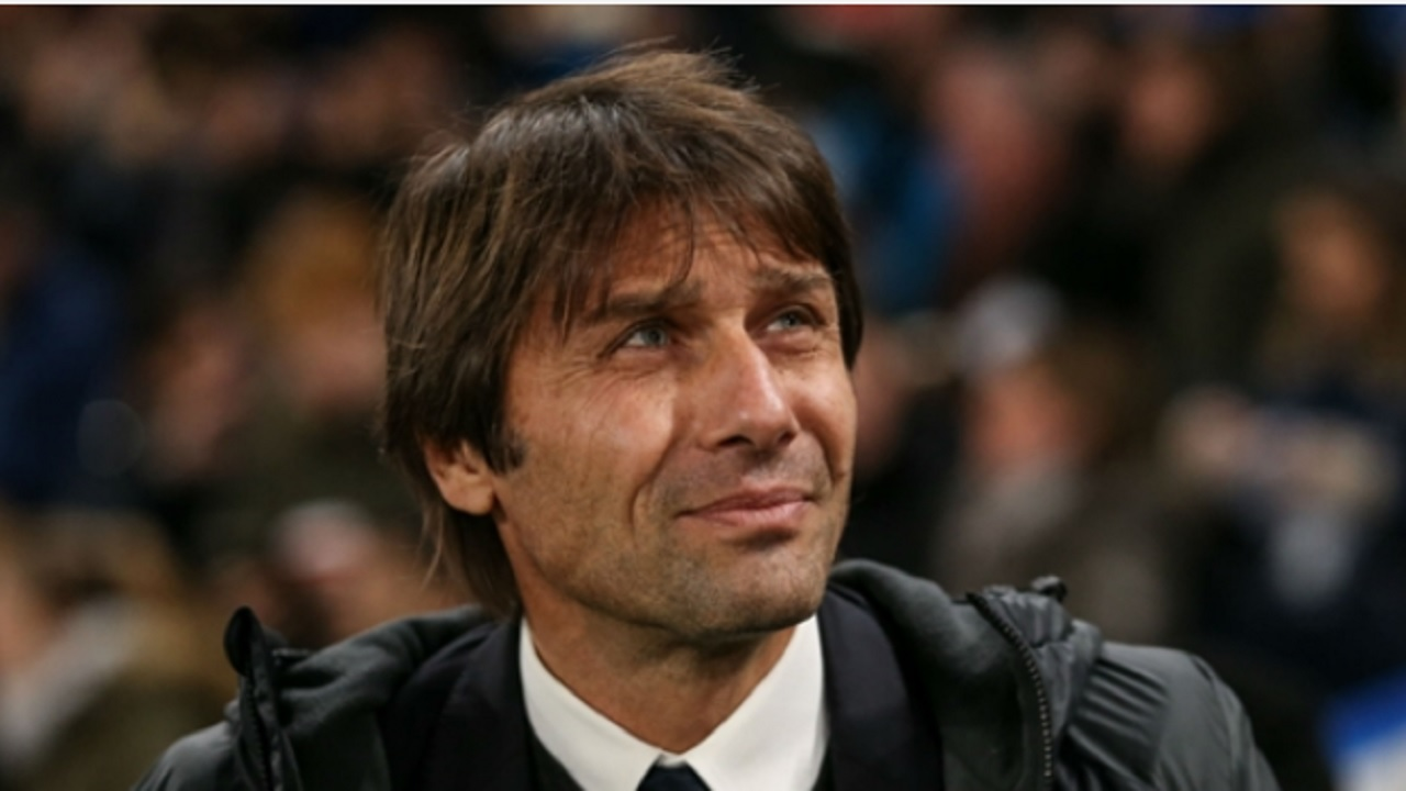 Chelsea head coach Antonio Conte.