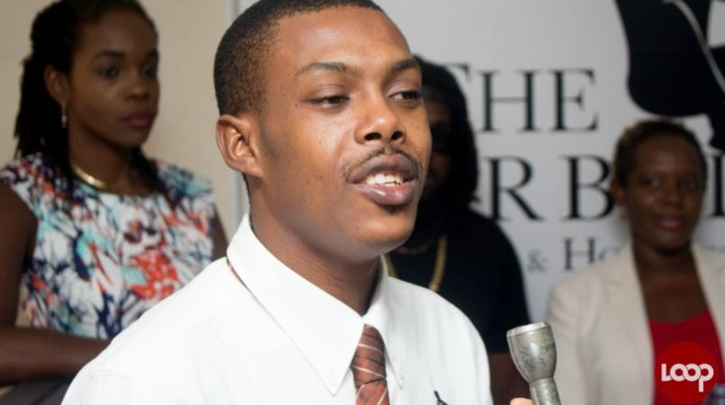 (File Photo) Kemar Saffrey, President of the Barbados Vagrants and Homeless Society (BVHS).