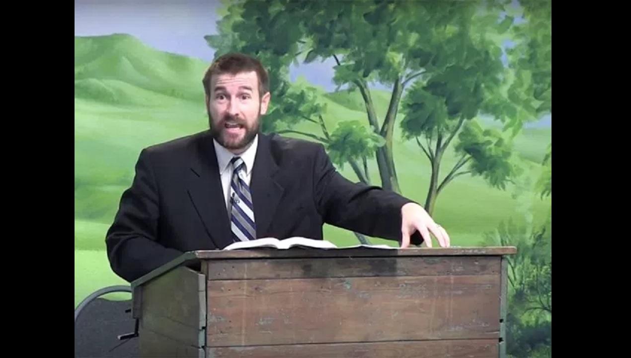American pastor, Steve Anderson