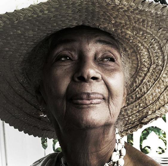 Émerante de Pradines Morse, décédée le 6 janvier à l'âge de 99 ans.