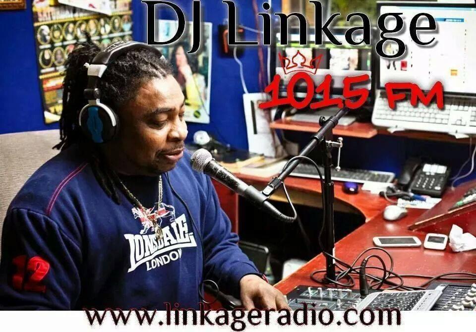 DJ Linkage, born Dexter Blake